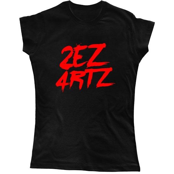Женская футболка 2EZ4RTZ