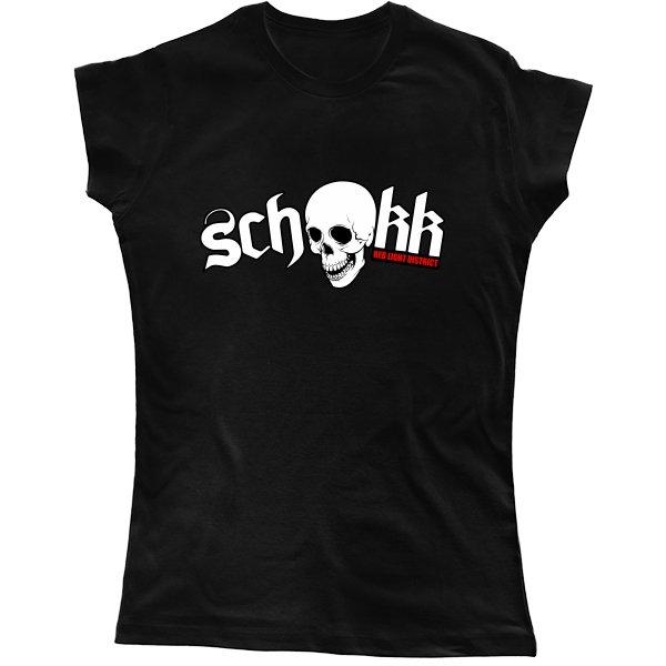 Женская футболка Schokk