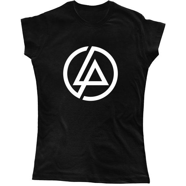 Женская футболка С логотипом Linkin Park