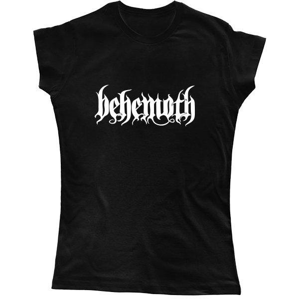 Женская футболка Behemoth