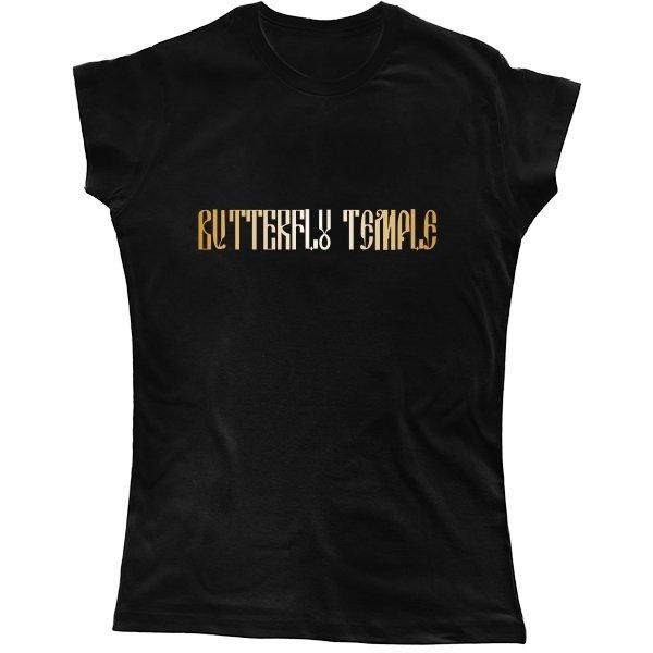 Женская футболка Butterfly Temple