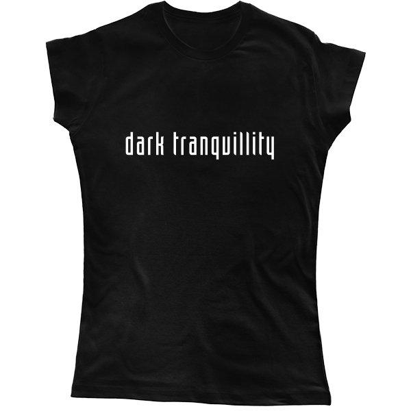 Женская футболка Dark Tranquillity