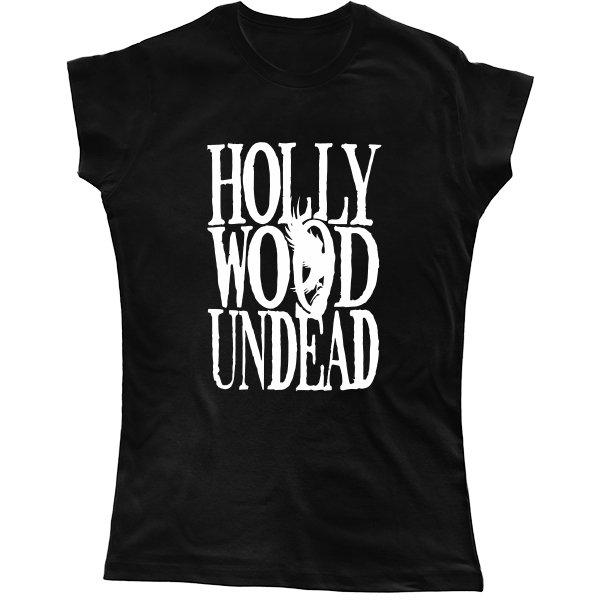 Женская футболка с Hollywood Undead