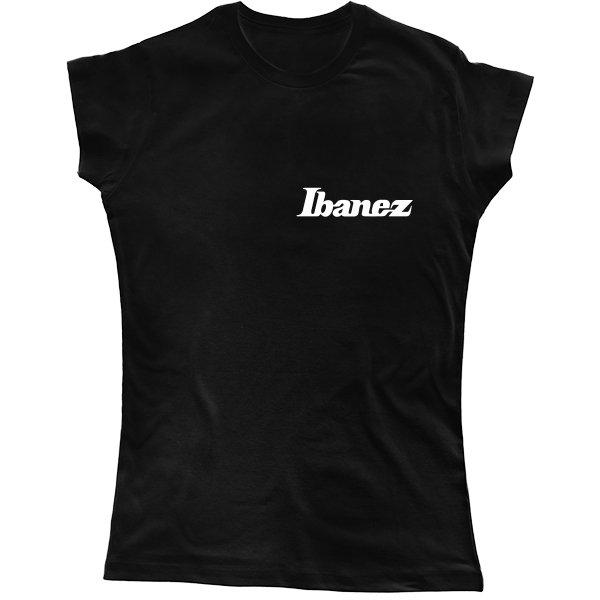 Женская футболка Ibanez