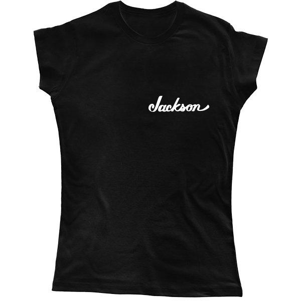 Женская футболка Jackson