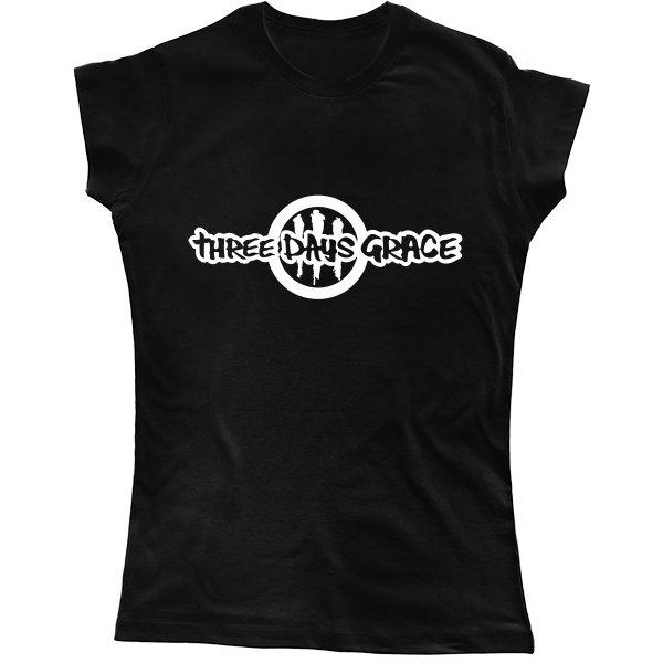 Женская футболка Three Days Grace