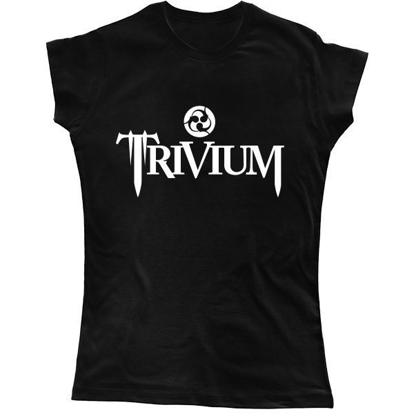 Женская футболка Trivium