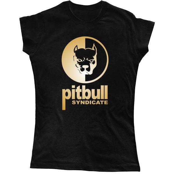 Женская футболка Pitbull Syndicate