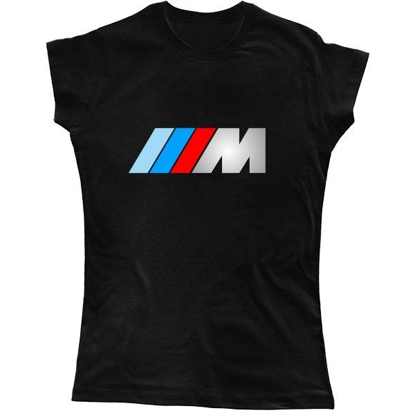 Женская футболка БМВ М