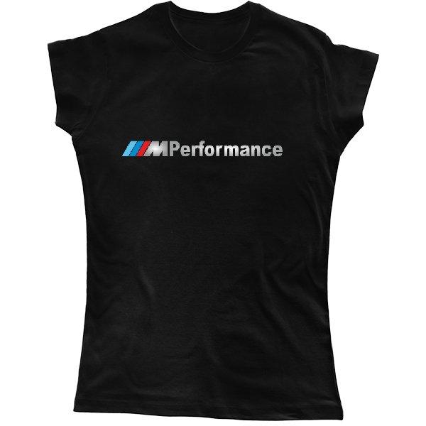 Женская футболка BMW M Performance