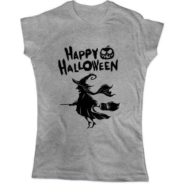 Женская футболка Счастливый Хелоуин