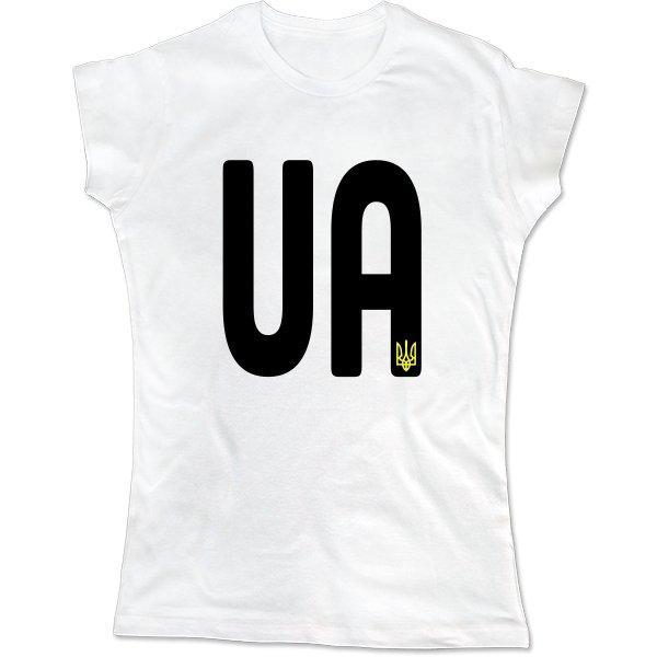 Женская футболка UA