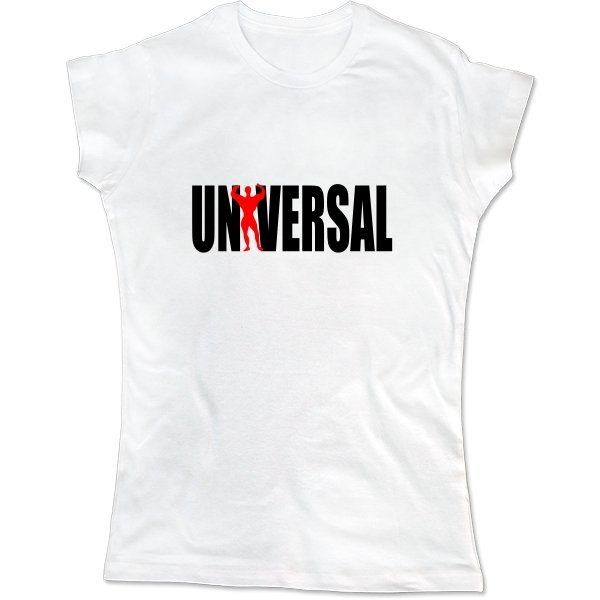 Женская футболка Universal