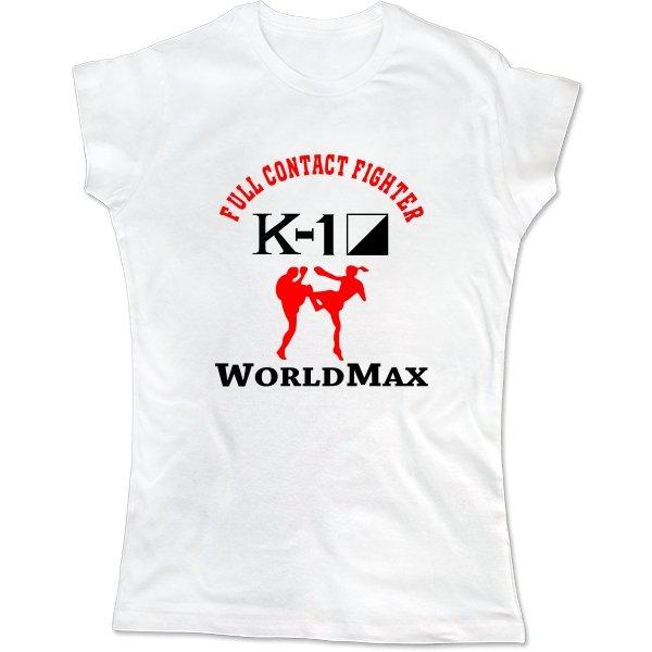 Женская футболка K-1