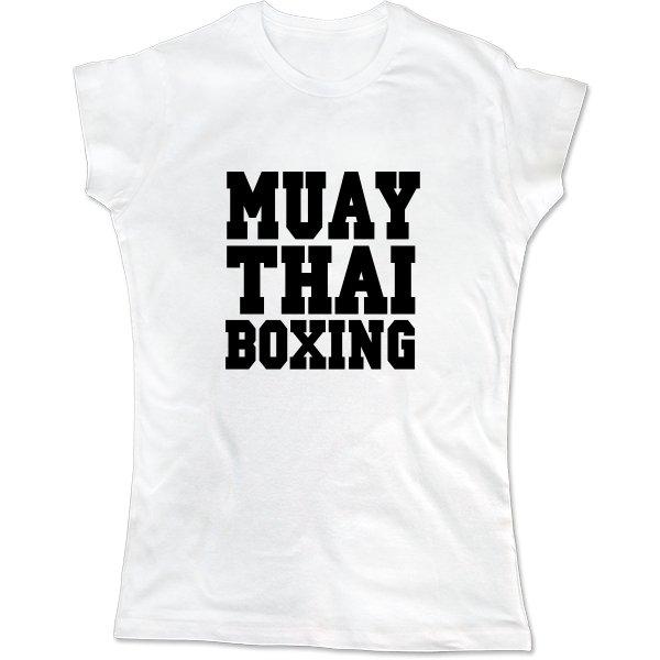 Женская футболка Muay Thai Boxing