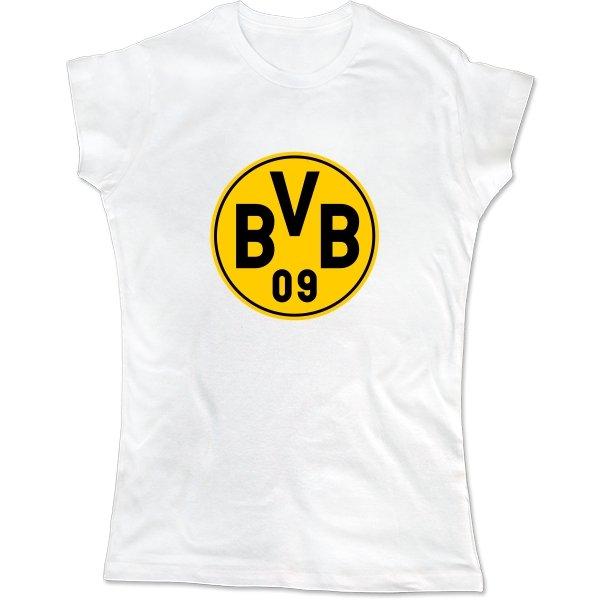 Женская футболка Боруссия Дортмунд