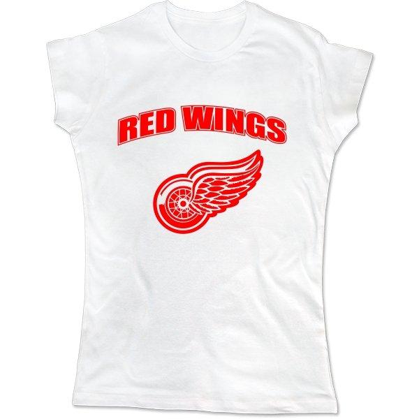 Женская футболка Red Wings