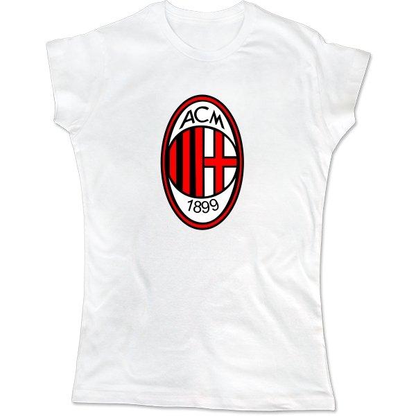 Женская футболка FC Milan
