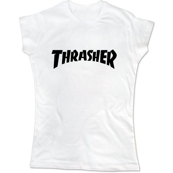 Женская футболка Thrasher