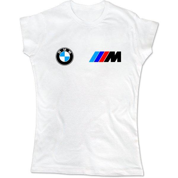 Женская футболка BMW M mini