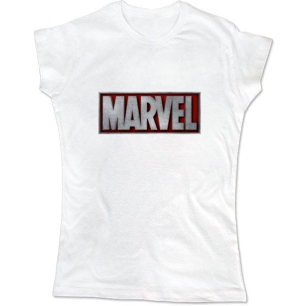 Женская футболка Marvel 3D