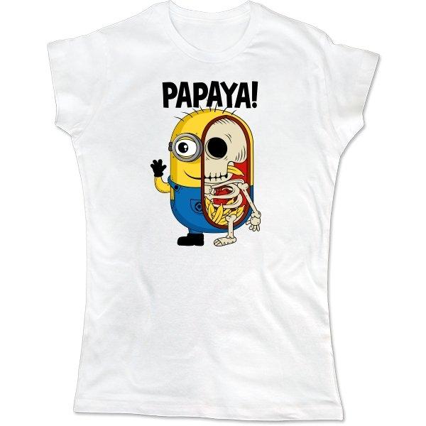 Женская футболка Papaya