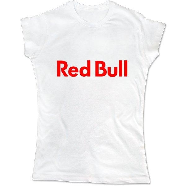 Женская футболка Red Bull