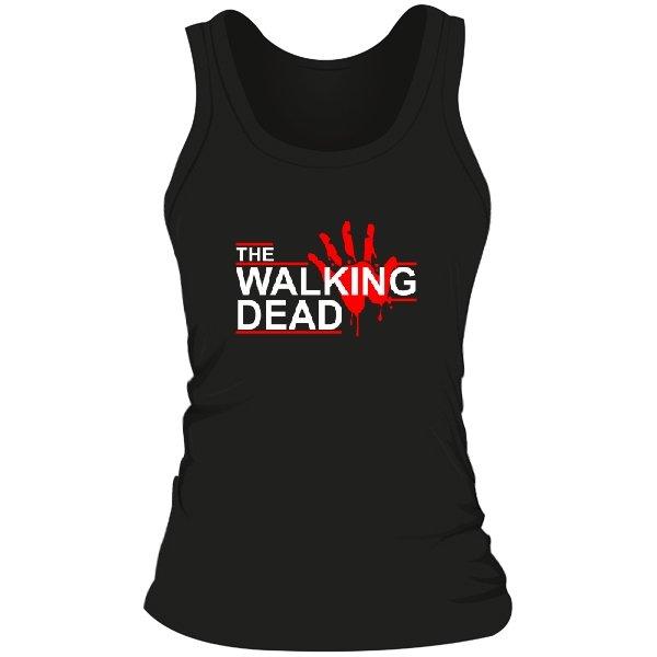 Женская майка Walking Dead
