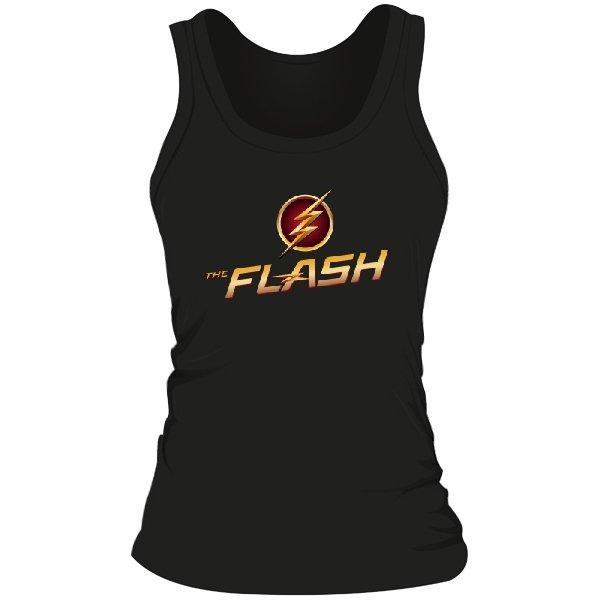 Женская майка Flash