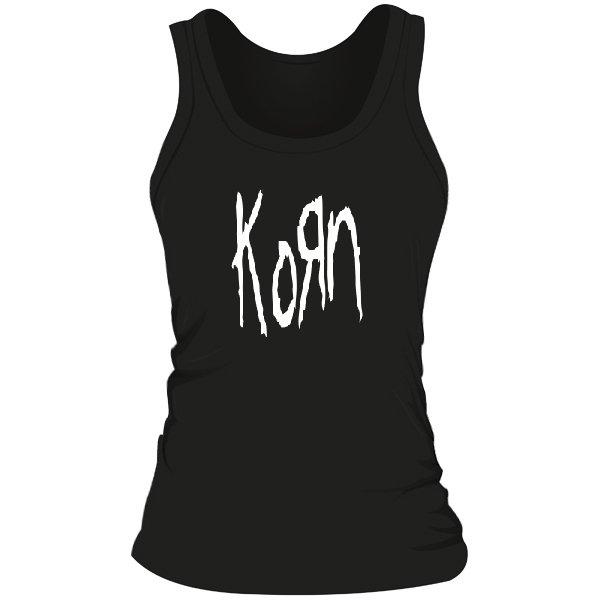 Женская майка С группой Korn