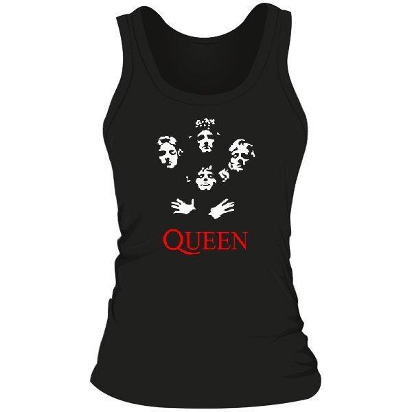 Женская майка Queen