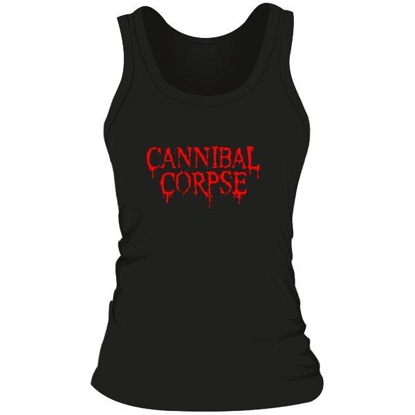 Женская майка Cannibal Corpse