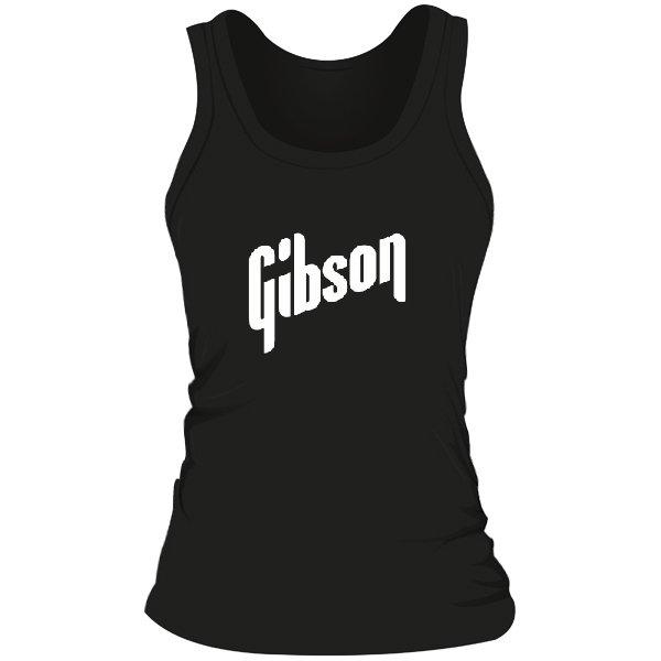 Женская майка Gibson