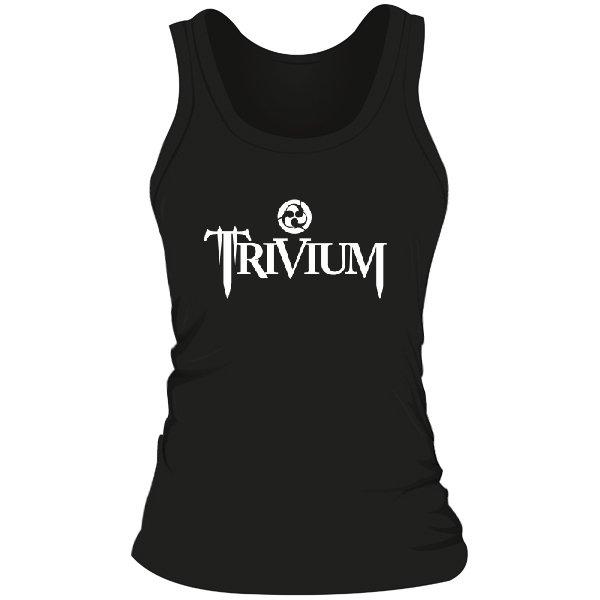 Женская майка Trivium