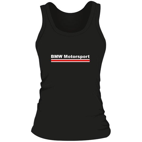 Женская майка BMW Motorsport