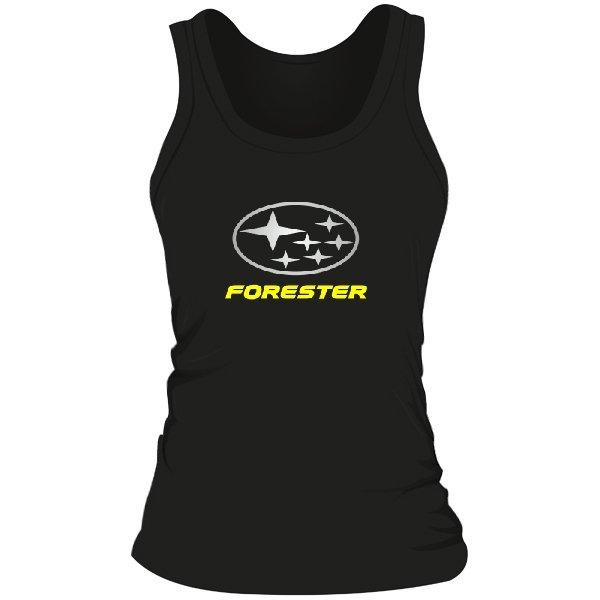 Женская майка Subaru Forester