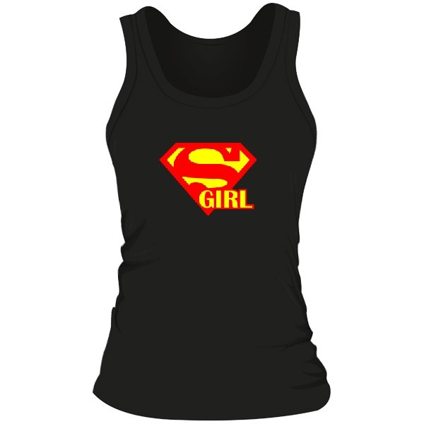 Женская майка Super Girl
