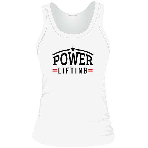 Женская майка Power Lifting
