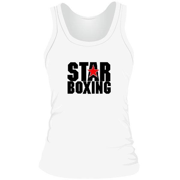 Женская майка Звезда Бокса