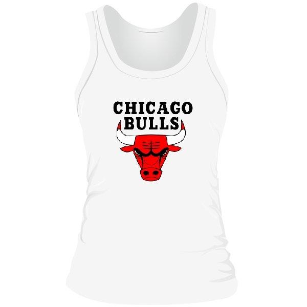 Женская майка Chicago Bulls