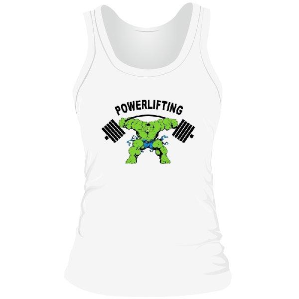 Женская майка Powerlifting