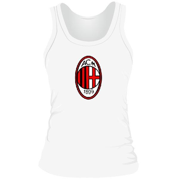Женская майка FC Milan
