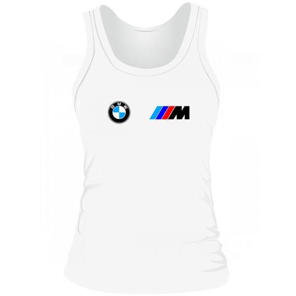 Женская майка BMW M mini
