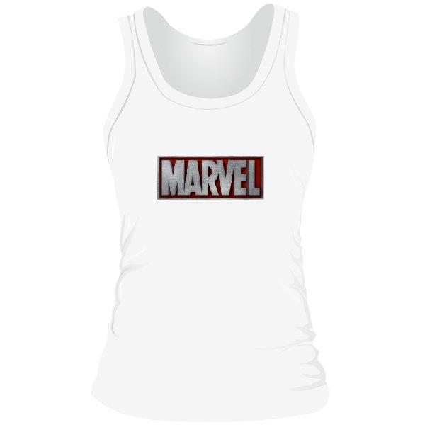 Женская майка Marvel 3D