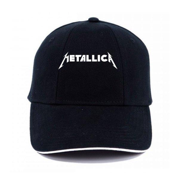 Кепка Metallica