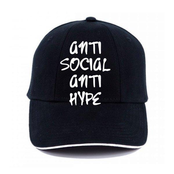 Кепка Anti Social Anti Hype