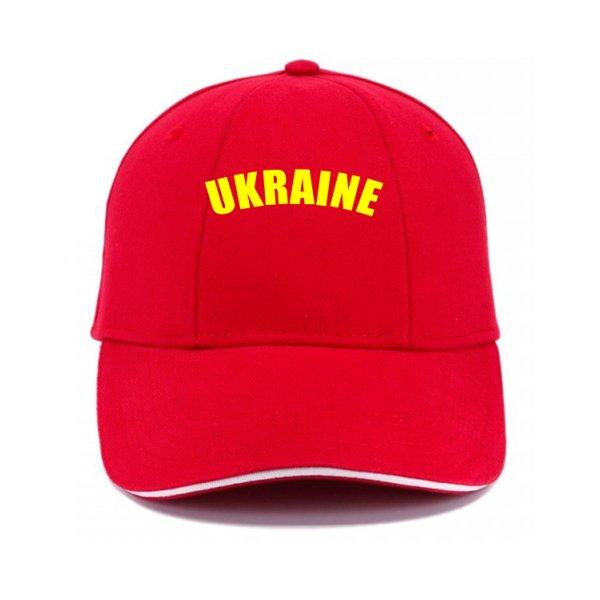 Кепка Надпись Ukraine