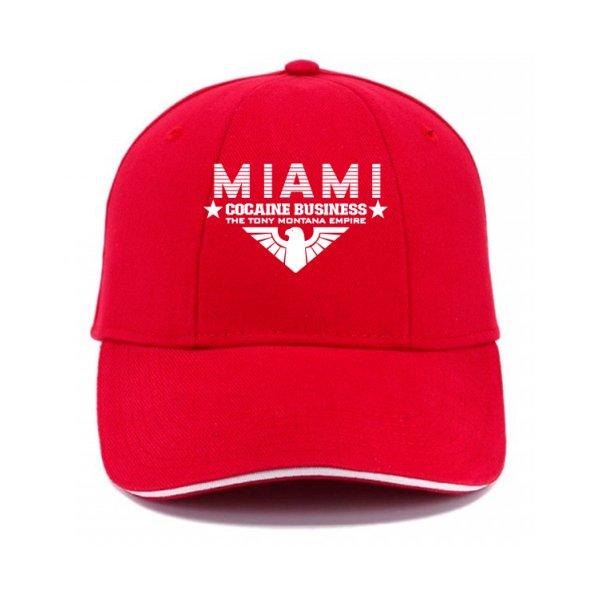 Кепка Miami Cocaine Business