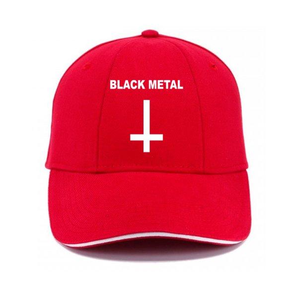 Кепка Black Metal