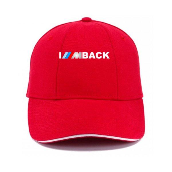 Кепка Bmw im back